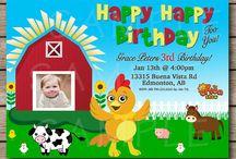 Meghan's 2nd Birthday