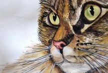 Pet Art / Pet Portraits commissioned by Debbie June, personalizes the exclusive, charm, and personality of your beloved companion in life like detail with Debbie Junes unique style.  A portrait is a wonderful keepsake to treasure for a lifetime! http://www.djlaughlinart.com/pet-portraits.html