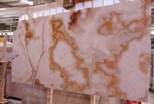 Pink Onyx / 100 sqm ready for sale