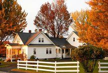 Farmhouse. / Farmhouse / by Angela Craft