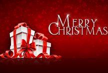 C.H.R.I.S.T.M.A.S / It's all about a wonderful season named Christmas!