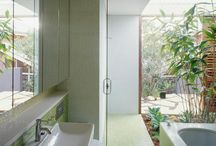BATHROOMS / by ModernistMaude