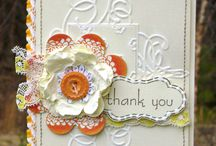 Card inspiration  / by Rachelle Miller