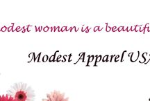 Modest Apparel USA just joined pinterest