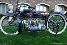 Motocykle vintage