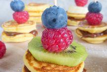 fingerfood pancake