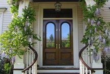 front door step plans