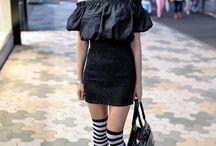 Ejaculatory Street Fashion
