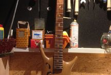 My project / Bass guitar
