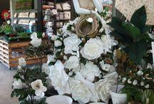 Интерьер цветов