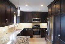 CD³ Inc - Contemporary Kitchen Renovation / Coleman-Dias³ Construction Inc - Contemporary Kitchen Renovation / by Coleman-Dias³ Construction