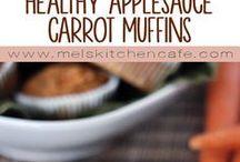 healthy yummy carrot mufin