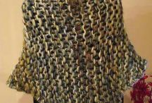 extreme knits and knit twits / Some of my own work and inventions, some work some don't