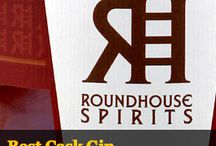 Roundhouse Spirits / At Roundhouse, we handcraft our products with only the finest, all natural ingredients, organic whenever possible.  And did you know that Boulder has the distinction of being the only city in the United States that owns a glacier?  Arapahoe Glacier sits near the crest of the Continental Divide and makes up part of Boulder's watershed, which finds its way into every Roundhouse bottle. Roundhouse Spirits was started in 2008. Copper pot stills hoga company; http://www.hogacompany.com