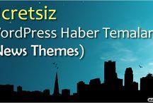 WORDPRESS / Wordpress, wordpress temaları, wordpress eklentileri ve makaleler yer alıyor.