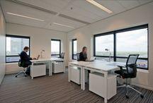 Kantoorruimte in Amsterdam / Kantoren in Amsterdam | Office space in Amsterdam ♥ Laat je inspireren door mooi interieur en bijzondere bouwwerken.