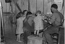 The Great Depression in 1930s America / School Board