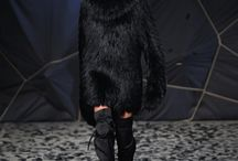 RUNWAY HOE / YES THIS IS HIGH FASHION...ITS NOT FOR EVERYONE, BUT ID WEAR THESE PIECES ALL OVER TOWN / by Noelle Smith