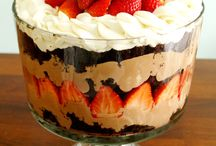 Ideas for Pampered Chef trifle bowl