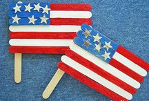HOLIDAYS - Patriotic / Ideas for decorating + celebrating Patriotic Holidays (4th of July, Memorial Day, Labor Day, Etc)