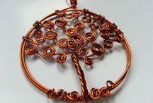 Drotené šperky