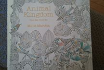 My Coloring Pages For Animal Kingdom