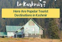 Jammu and Kashmir (J&K) / Kashmir ranks as one of the most beautiful places in the world, renowned for its mountains, valleys and gardens -  a paradise on earth. After many years of violence and unrest, Kashmir is making a comeback as a travel destination.