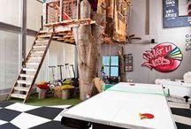 TreehouseOffice / A treehouse as Office