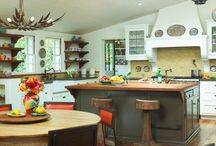 Inviting Islands for your Kitchen / Everyone always gathers in the kitchen!  Make your island the center of your family time, entertainment and cooking area! We take your idea's, style and available space and make it beautiful! http://www.cabinet-depot.com/