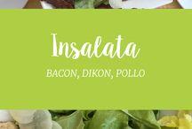 Ricette Insalata Paleo / In questa sezione troverete una serie di ricette per realizzare delle insalate ricche e gustose per ogni stagione e per fare un pranzo veloce
