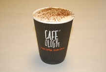 Send us a picture of your Cafeology Drink
