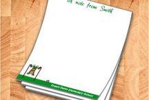 Kids notepads