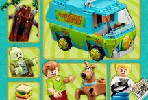 #LegoScoobyDoo / by Scooby-Doo