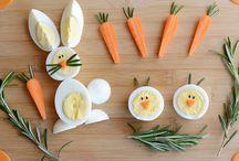 Velikonoce - jídlo
