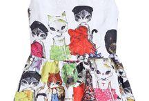 Illustration on textiles