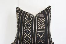 african pillows