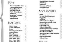chick lists for fashion stores