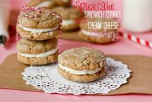 Desserts: Cookies & Bars / This board is filled with delicious cookie and bar recipes from some of my favorite blogs around the web.  Thanks for stopping by! -- Dara / by Cookin' Canuck | Healthy Recipes