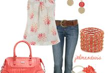 Clothing styles I love! / by Sarah Broyles