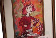 Wings - angel lover