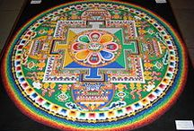 Mandalas / Mandalas are used for meditation in many religions, including Christianity and can be created with many different materials.  / by Practical Resources for Churches