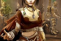 Third Daughter / East-indian Steampunk Fantasy Romance-Third Daughter - first book of the Dharian Affairs Trilogy (Third Daughter, Second Daughter, First Daughter). The Third Daughter of the Queen wants to marry for love, but rumors of a new flying weapon force her to accept a barbarian prince's proposal of a peace-brokering marriage.