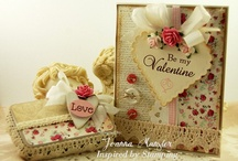 Valentine's Day Ideas / by Inspired by Stamping