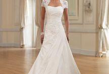svatební šaty 2014