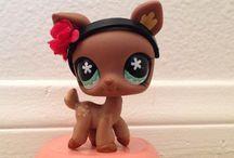 It's a cute deer!! / Lps deer soooooo cute!!!!! / by Danielle Flores