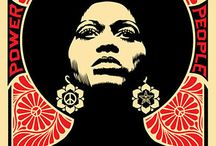 Shepard Fairey art