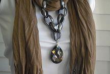 Jewelry Scarf!