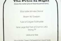 Bridal Shower Games & Prizes