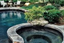 Pool + Hot Tub