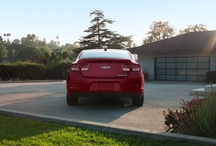 Inspired by Malibu Style / My style inspired by the new 2013 Chevrolet Malibu.